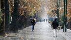 هوای مطلوب پایتخت در دومین روز هفته