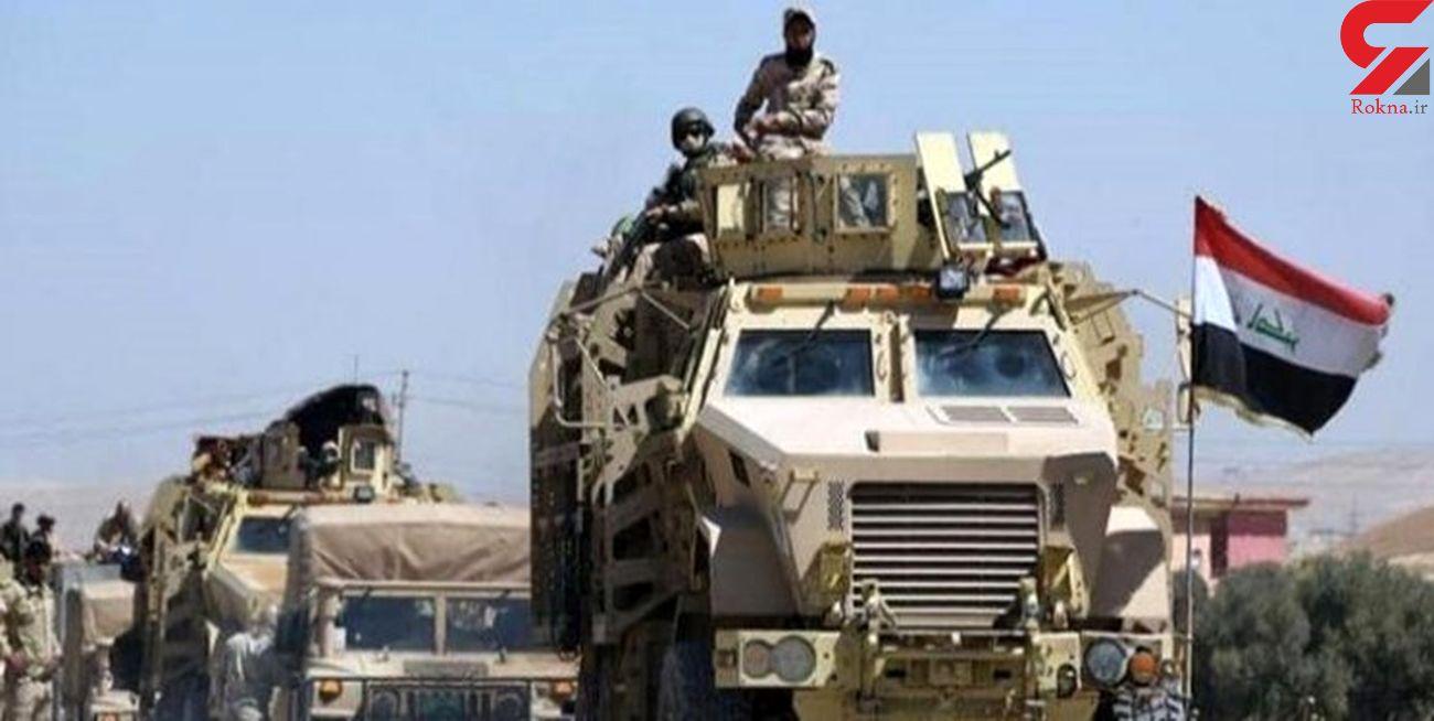 مرگ 5 تروریست انتحاری در حومه بغداد