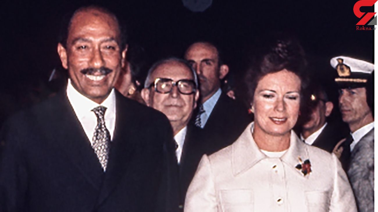 همسر انور سادات درگذشت