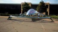 لوکس ترین تاکسی هوایی هیبریدی ساخته شد