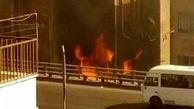 انفجار در حومه دمشق