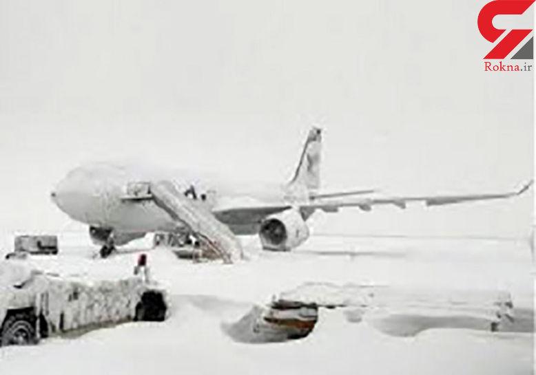 شرایط نامساعد جوی پرواز تهران - یاسوج را گرفتار کرد