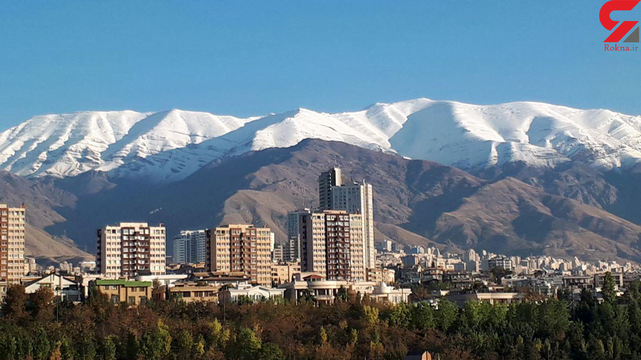 جمعیت تهران طی پنج سال  ۶.۴ درصد افزایش یافت