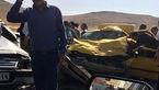 حادثه رانندگی در کرمانشاه ۳ کشته برجای گذاشت