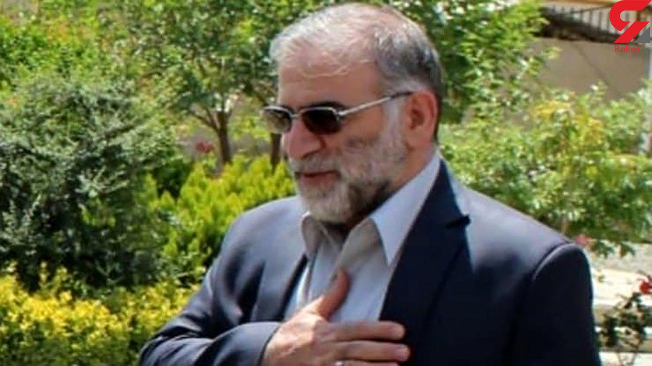 عامل اصلی و ایرانی تدارک ترور شهید فخریزاده تحت تعقیب است