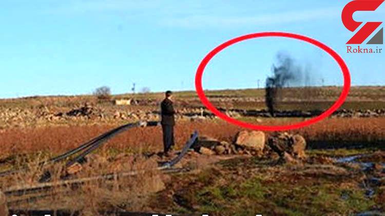 یک اتفاق عجیب / در ترکیه نفت پیدا شد + عکس