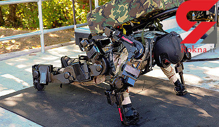 ارتش آمریکا به صنعت رباتیک مجهز می شود+عکس