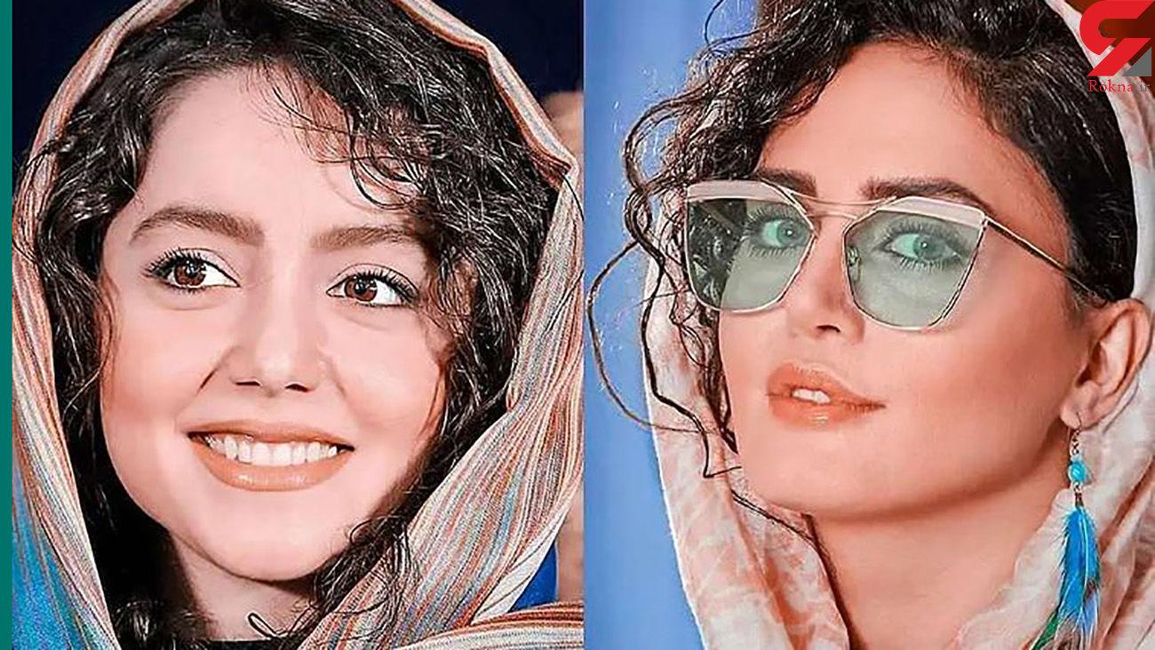 8 خانم بازیگر جذاب  سینما و تلویزیون ایران + اسامی و عکس ها