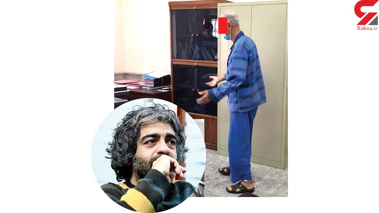 ریشه پرونده قتل 3 عضو خانواده توسط پدر بابک خرمدین !