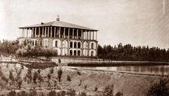 نمایی از پاسداران در عصر قاجار +عکس