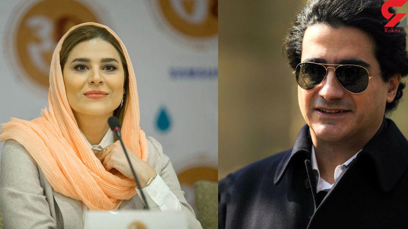 سحر دولتشاهی از این عکس عاشق همایون شجریان شد + جزییات