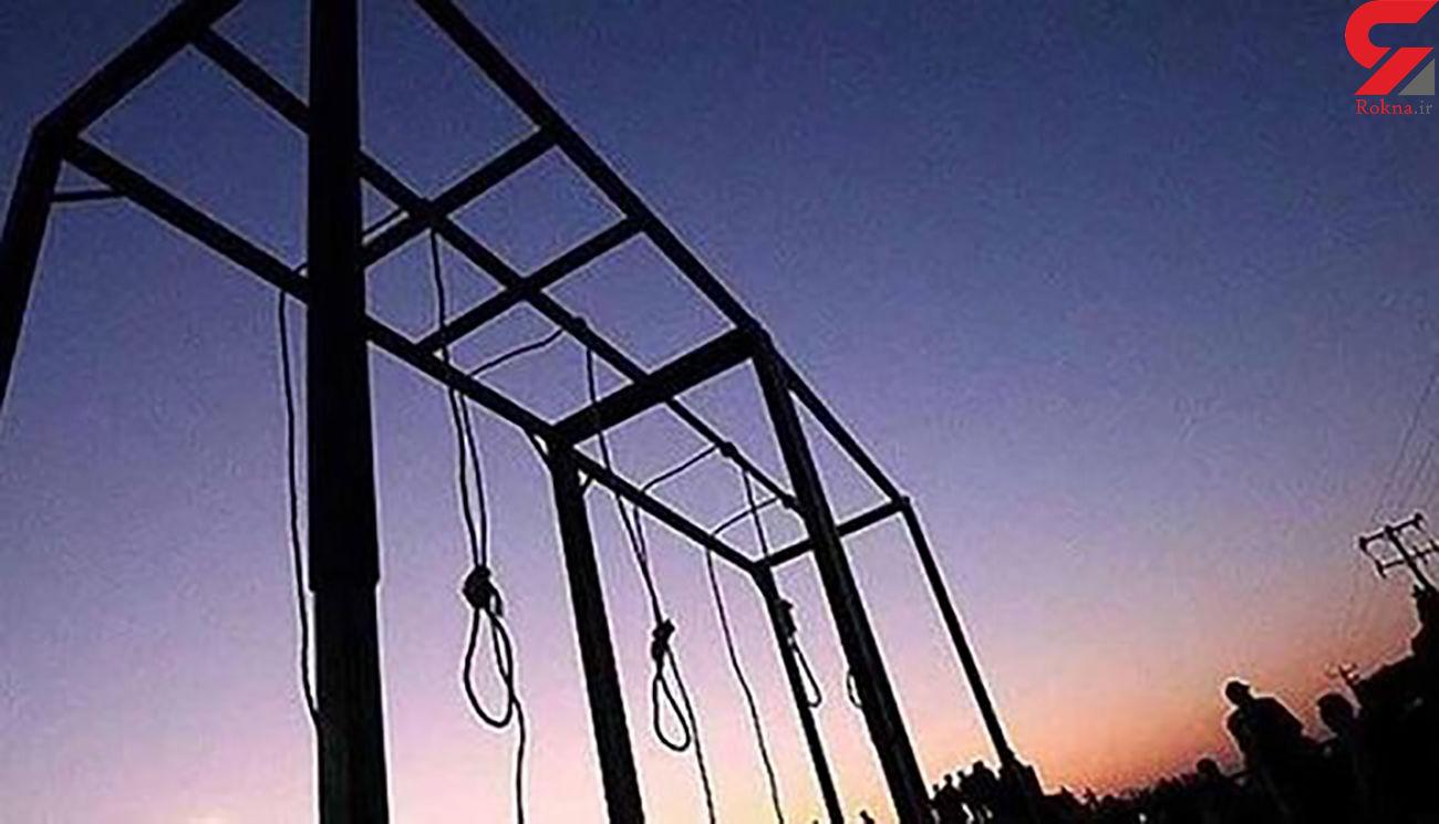 اعدام قاتل طلافروش یاسوجی در زندان / 3 همدستش در ملا عام اعدام شده بودند