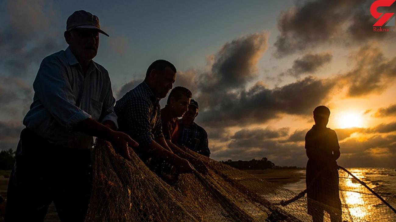 نجات 5 سرنشین قایق صیادی در خلیج چابهار