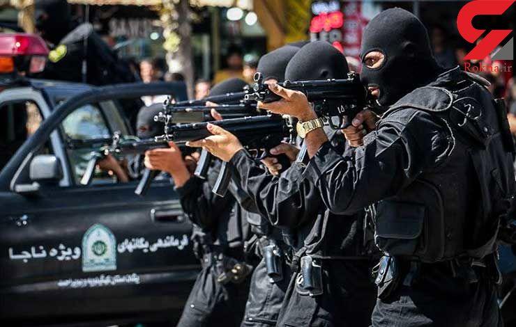 تیراندازی خونین پلیس پایتخت به فرار دزدان خشن پایان داد