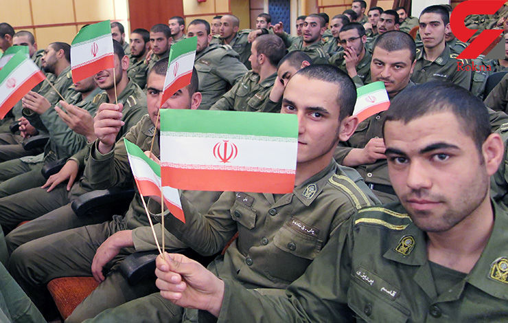 معاون ناجا : ایران مستقل ترین کشور جهان است + فیلم