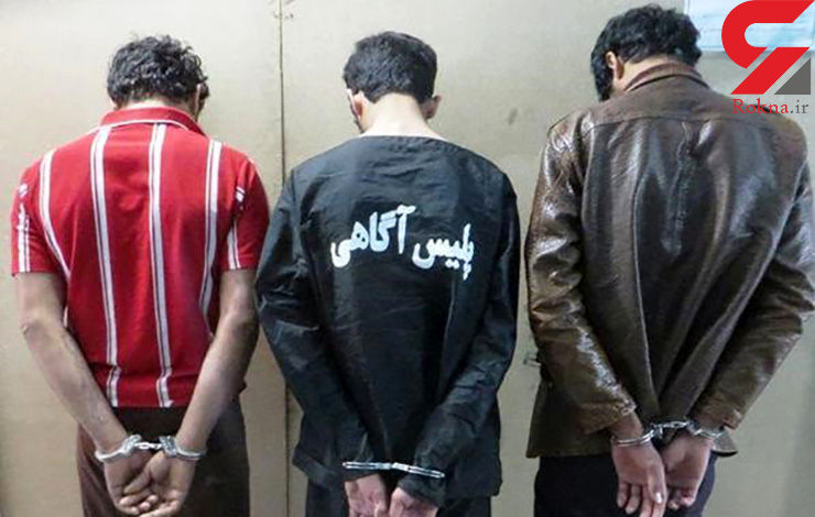 دستگیری سارقان مسلح در شرق کرمان