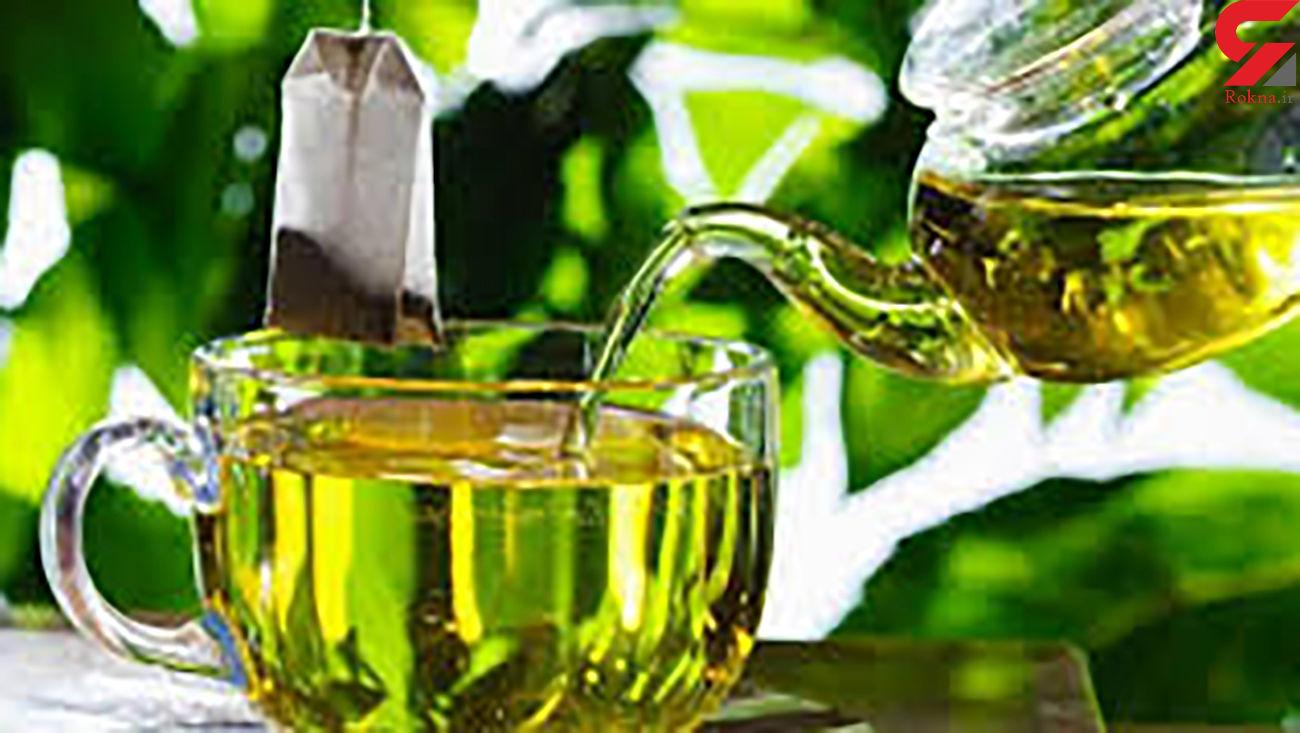 ممنوعیت های زمانی نوشیدن چای سبز