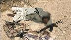 اولین عکس جسد  سرکرده داعشی هادر صحرای سینا + تصویر