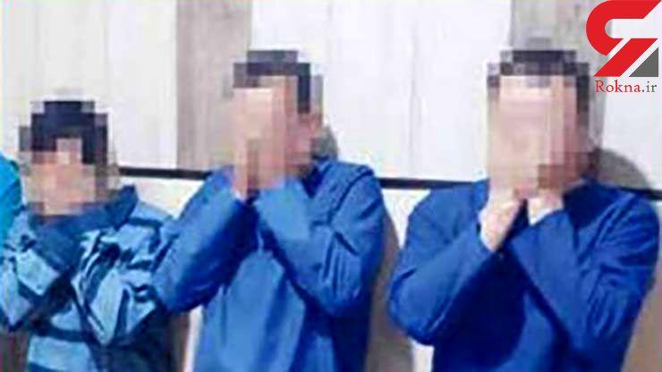 ۱۲ ساعت جدال با مرگ مرد تهرانی در قبر ! / او زنده شد + عکس