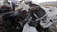 واژگونی سمند در خوزستان قربانی گرفت / بامداد امروز رخ داد
