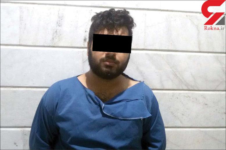 زوایای پنهان قتل رحیم توسط شرور معروف به نام قوچ در نیمه شب مشهد + عکس