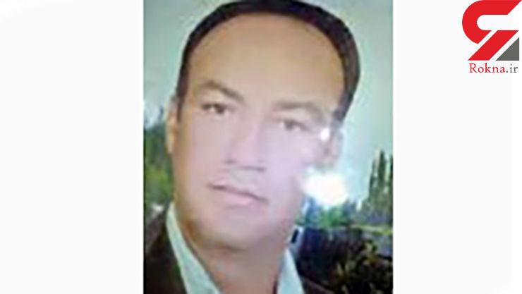 زیر خاکی مرد جوان کرجی را به کشتن داد +عکس