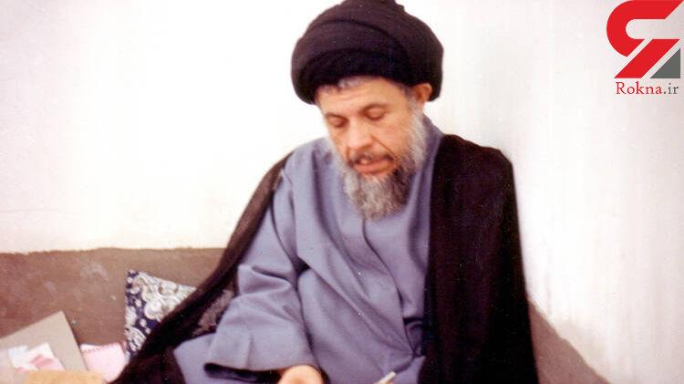 ماجرای عجیب 4 بار تدفین شدن آیتالله سید محمدباقر+ تصاویر