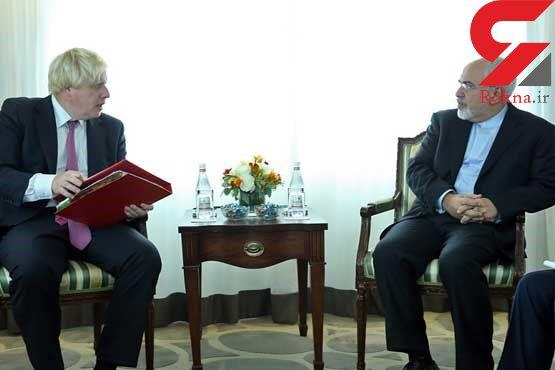 گفتگوی تلفنی وزیر خارجه انگلیس درباره برجام با ظریف