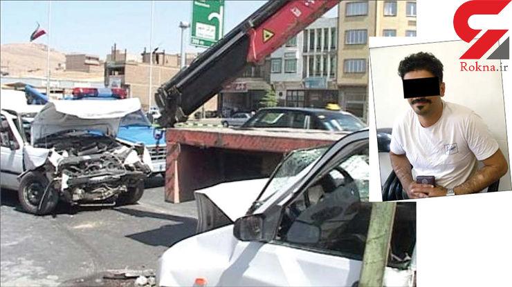 این مرد پلید هر روز مرگ را صدا می زد! / در مشهد فاش شد + عکس / گفتگو