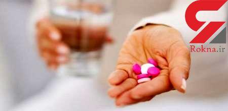 قرصی که کمبود ویتامین ب را جبران می کند