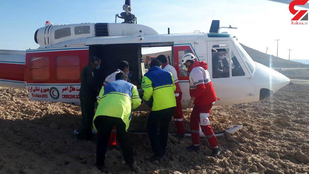 نجات معجزه آسای پسر 12 ساله در بجنورد / او در یک قدمی مرگ بود