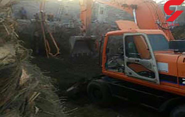 پیدا شدن جسد مقنی چاه کشاورزی بعد از سه روز
