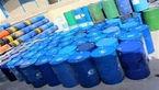 کشف 113 هزار لیتر گازوئیل قاچاق در هرمزگان