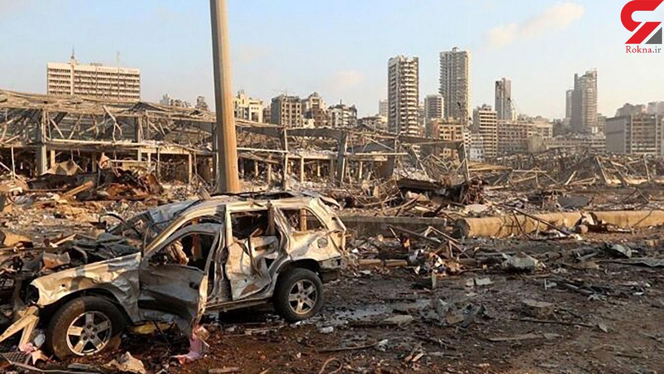 انفجار بیروت جان 43 سوری را گرفت