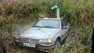 واژگونی خودرو در گوهرباران میاندورود 4 کشته بر جای گذاشت+عکس