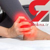 ورزش های تسکین دهنده درد مچ پا