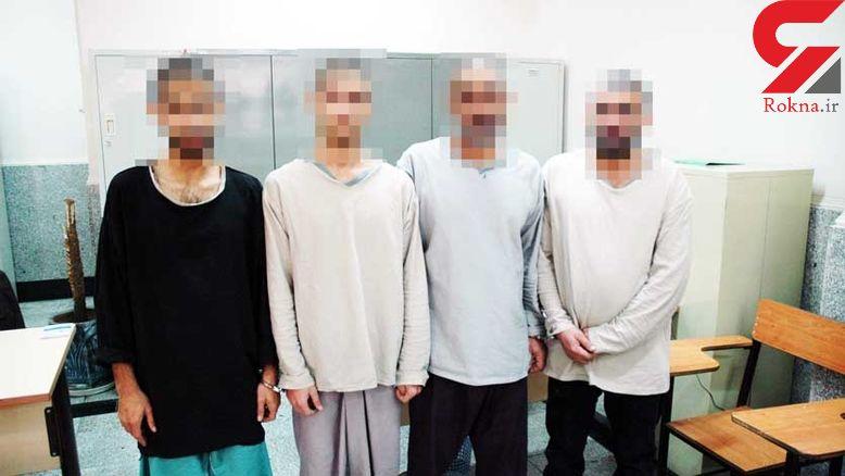 دختر جوان راز این 4 مرد شوم را فاش کرد + عکس