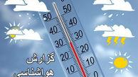 بارش پراکنده باران همراه با وزش باد در برخی مناطق/ آسمان تهران صاف است