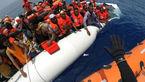 ۲۵ کشته در واژگونی قایق پناهجویان در سواحل لیبی