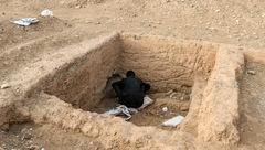 تپه ۶ هزار سالهای که سکونتگاه معتادان شد+ تصاویر