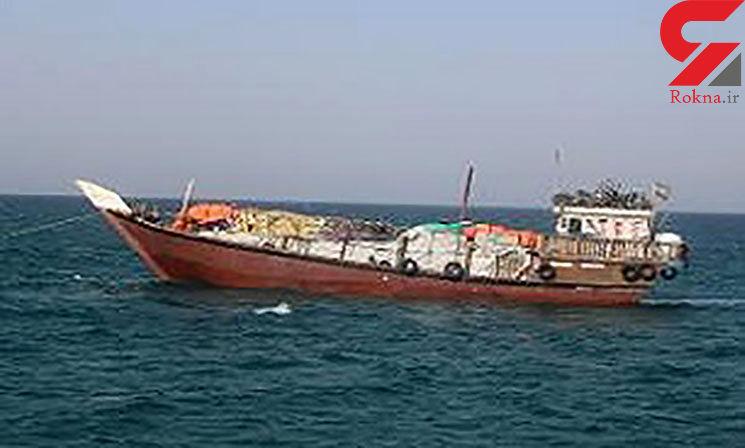 توقیف ۲ شناور حامل بیش از ۴ میلیارد کالای قاچاق