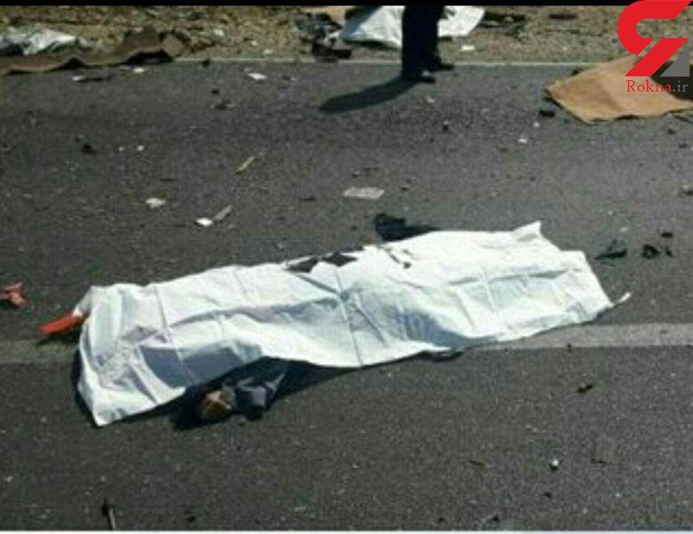 مرگ تلخ نوجوان 12 ساله در جاده ورزقان