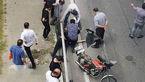 عکس/ انتقال مرد خوزستانی از این صحنه به سرد خانه
