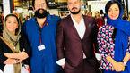 بازیگران ایرانی روی فرض قرمز جشنواره کارلووی واری