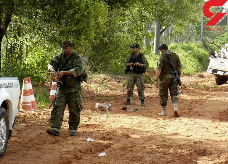 قتل زوج آلمانی در پاراگوئه