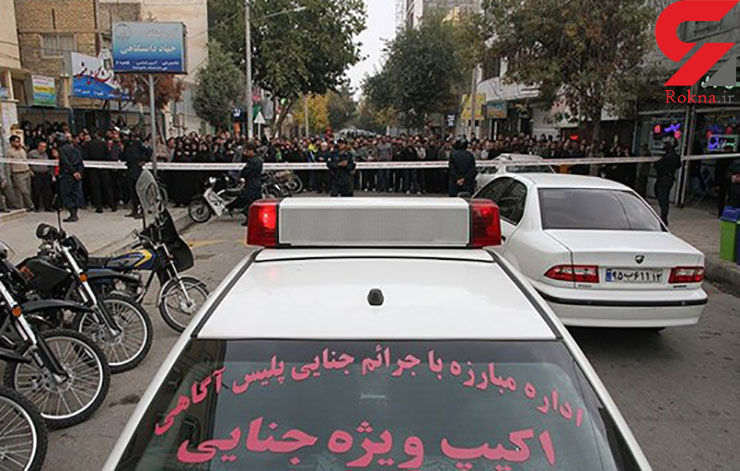سکته قلبی سارق هنگام جدایی کابل برق از سیم/ مرگ مرموز مرد میانسال در 7 کیلومتری خودروی خود