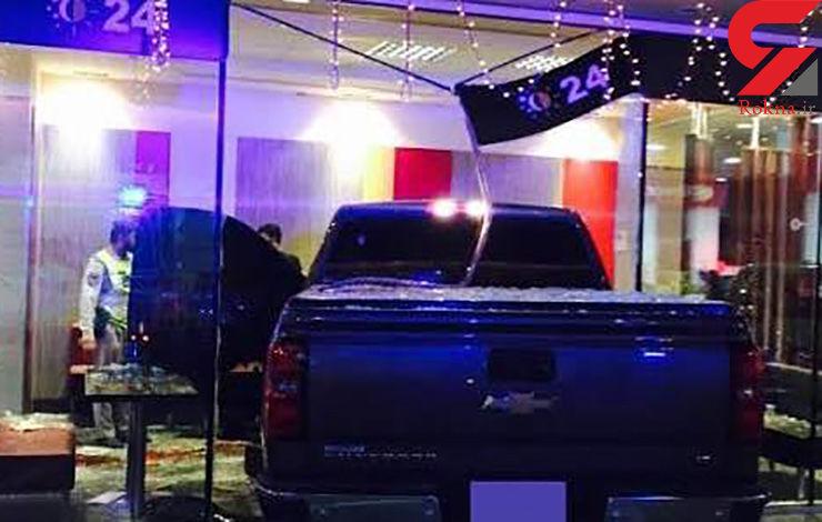 تصادف مرگبار جوان 23 ساله/ حمله صرع این راننده علت این سانحه بود