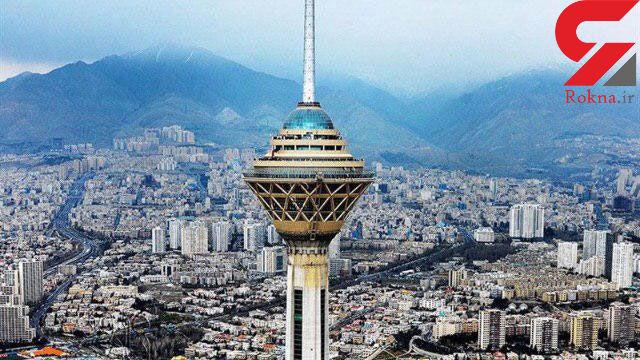 دیپلمات جوان در یک قدمى مجموعه برج میلاد تهران