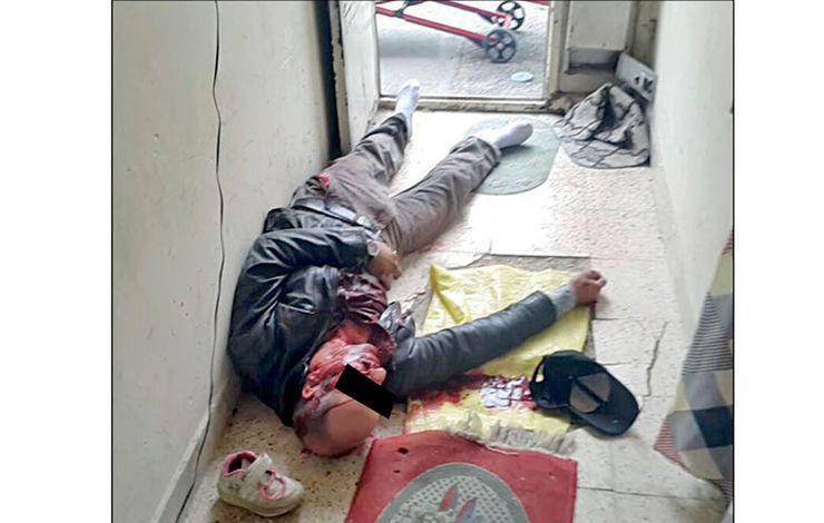 تنها یک زن راز خطرناکترین مرد شهر مشهد را می دانست! + عکس