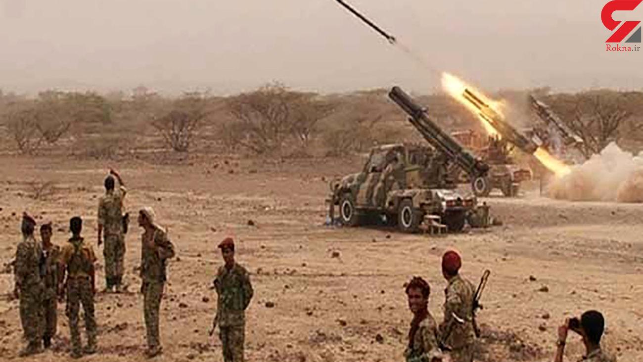 4 افسر سعودی در حمله موشکی کشته شدند
